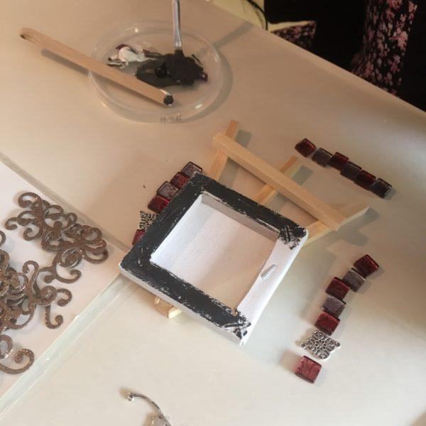 Workshop miniDROOM